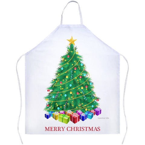 Apron - Christmas Tree