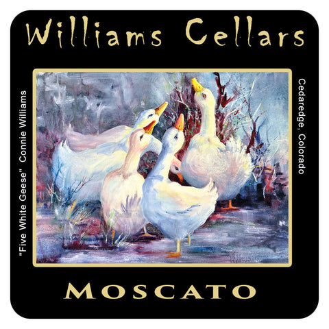 Coaster - Five Geese Moscato
