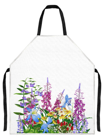 Apron - Wildflowers