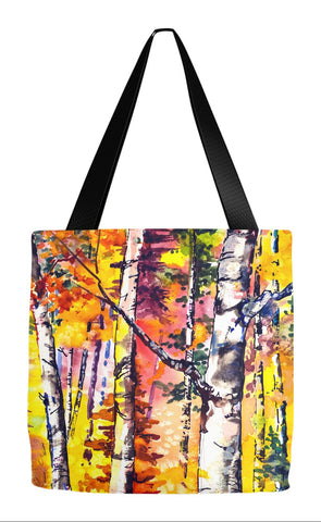 Fall Tote - Fall Colors