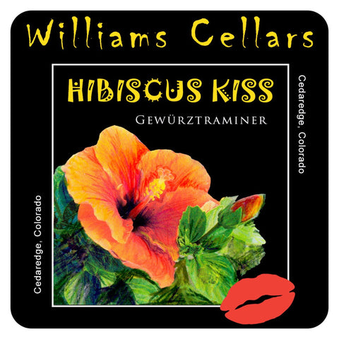 Coaster - Hibiscus Kiss