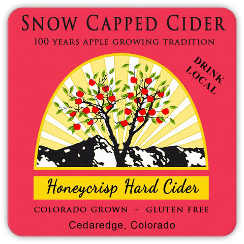 Coaster - Honeycrisp Hard Cider