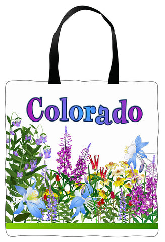Tote Bag - Colorado