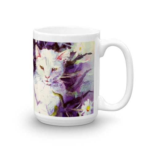 Mugs - Daisy Cat