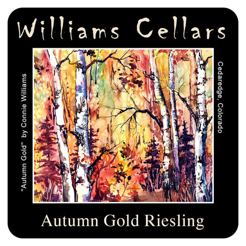 Coaster - Autumn Gold Riesling