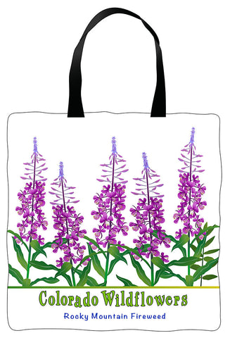 Tote Bag - Colorado Mountain Fireweed