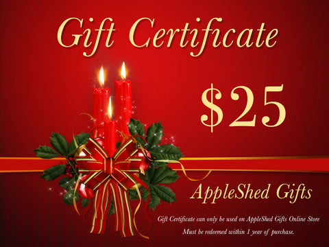 AppleShed Gift Cards