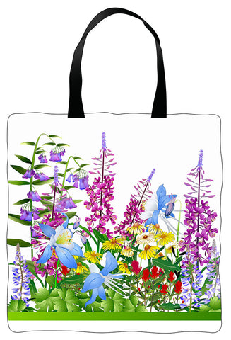 Tote Bag - Colorado Wildflowers