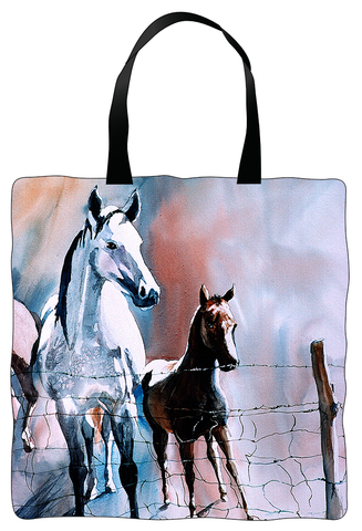 Tote Bag - Fence Line