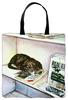 Tote Bag - Newspaper Cat