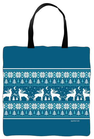 Tote Bags - Nordic Pattern