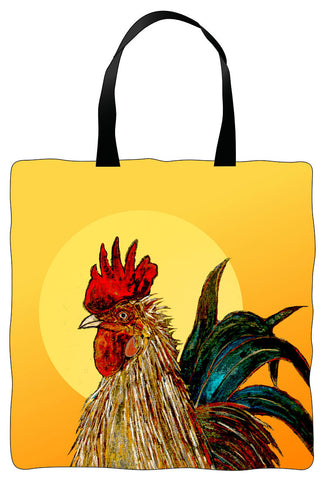 Tote Bag - Morning Rooster