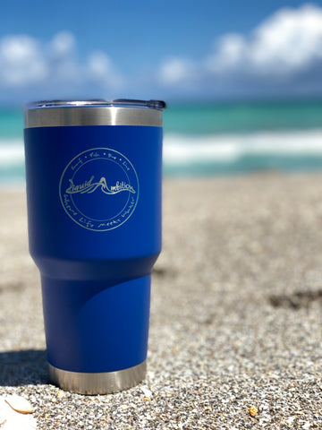 30oz Royal Blue Tumbler