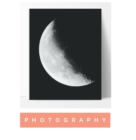 Photography Wall Art Poster Print Home Decor
