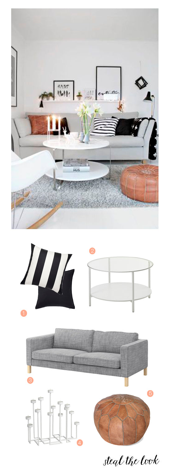 Steal the Look | Home Decor Ideas | Mood Board