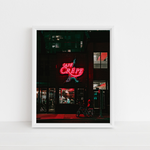 Neon Sign Poster Wall Art