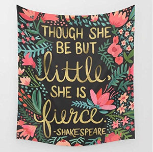 "Shakespeare Wall Hanging Tapestries (51.2"" X 59.1"")"