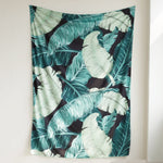 Banana Leaf Wall Tapestry Home Decor