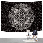 Mandala Tapestry Wall Hanging 51x59 Inches