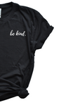 Be Kind Black Women's Short Sleeve T-shirt