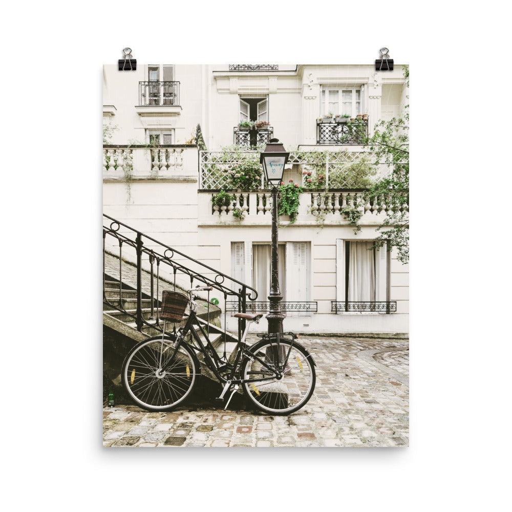 Bicycle Poster Wall Art