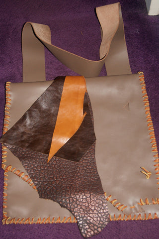 Elizabeth Keckley-Messenger bag