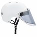 BOUCLIER Visor with White Trim