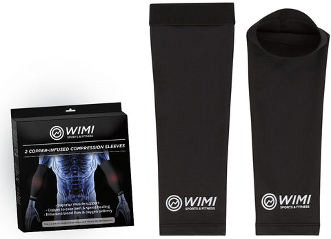 tennis elbow sleeve WIMI Sports & Fitness Box