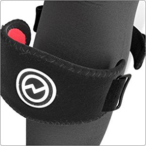 best tennis elbow brace upclose shot