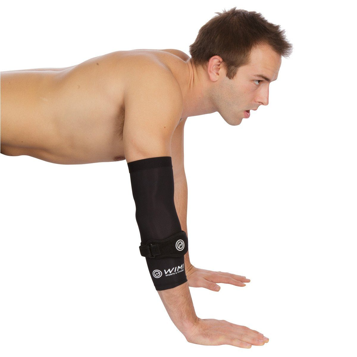 Tennis Elbow Brace & Compression Elbow Sleeve - Complete Solution Pack