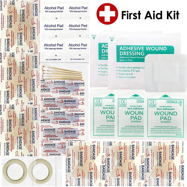 Emergency Survival & First Aid Kit