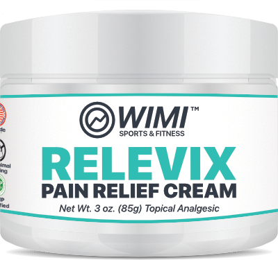 Relevix Arnica Pain Relief Cream | 3 oz.