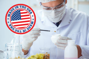 FDA Approved & Made In The USA