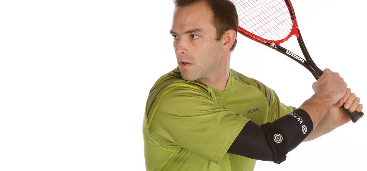 Tennis elbow complete solution