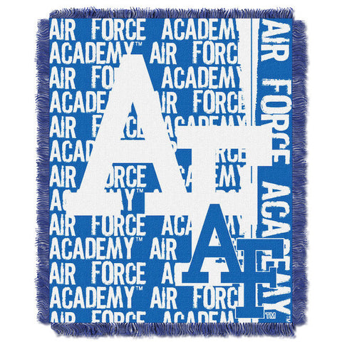 NCAA Air Force Falcons Woven Decorative Tapestry - Bed, Bath, And My Team