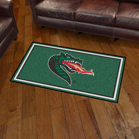 NCAA Alabama Birmingham Blazers 3 X 5 Ft. Plush Area Rug - Bed, Bath, And My Team