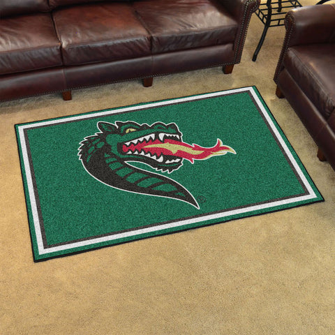 NCAA Alabama Birmingham Blazers 4 X 6 Ft. Area Rug - Bed, Bath, And My Team