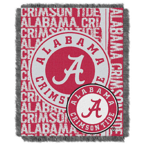 NCAA Alabama Crimson Tide Woven Decorative Tapestry - Bed, Bath, And My Team