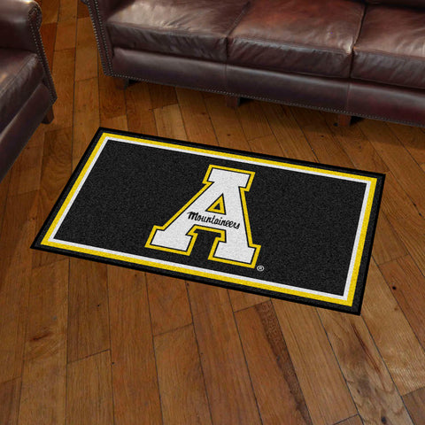 NCAA Appalachian State Mountaineers 3 X 5 Ft. Plush Area Rug - Bed, Bath, And My Team