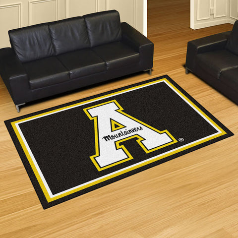 NCAA Appalachian State Mountaineers 5 X 8 Ft. Area Rug - Bed, Bath, And My Team