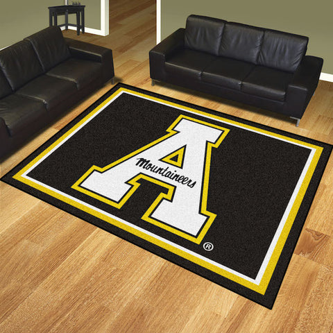 NCAA Appalachian State Mountaineers 8 X 10 Ft. Area Rug - Bed, Bath, And My Team