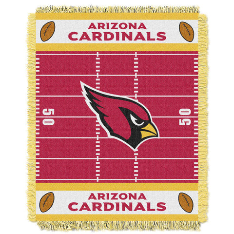 Arizona Cardinals Baby Blanket
