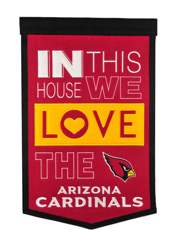 Arizona Cardinals Home Banner