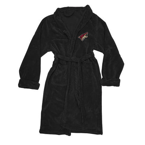 Arizona Coyotes Bath Robe Mens Large