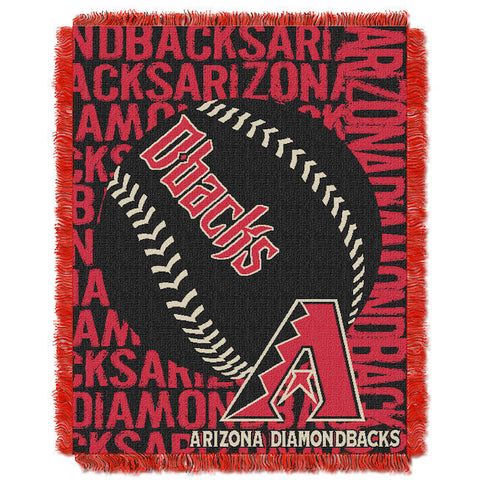 MLB Arizona Diamondbacks Woven Decorative Tapestry - Bed, Bath, And My Team