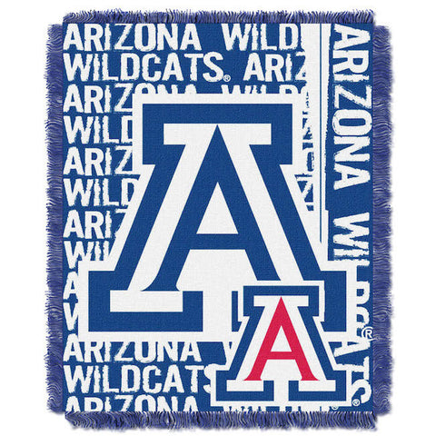 NCAA Arizona Wildcats Woven Decorative Tapestry - Bed, Bath, And My Team