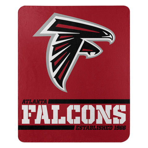 Atlanta Falcons Fleece Throw