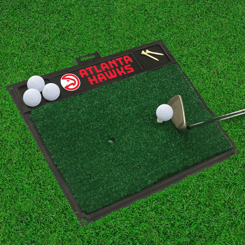 NBA Atlanta Hawks Golf Hitting Mat - Bed, Bath, And My Team