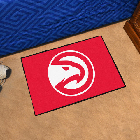 NBA Atlanta Hawks STARTER Rug - Bed, Bath, And My Team