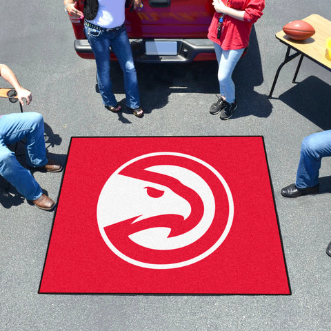 NBA Atlanta Hawks TAILGATER Mat - Bed, Bath, And My Team